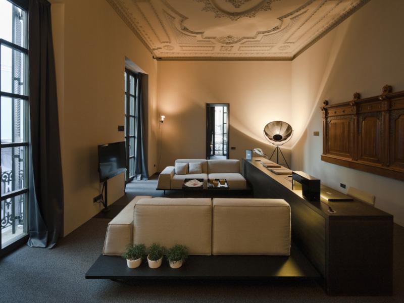 CARO HOTEL. mejores hoteles de españa para vacaciones y hotel con restaurante estrella michelín4
