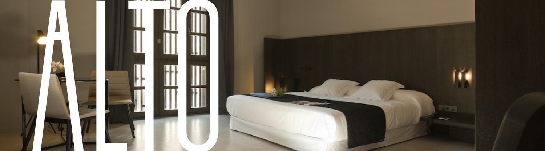 CARO HOTEL. mejores hoteles de españa para vacaciones. hotel con restaurante estrella michelín