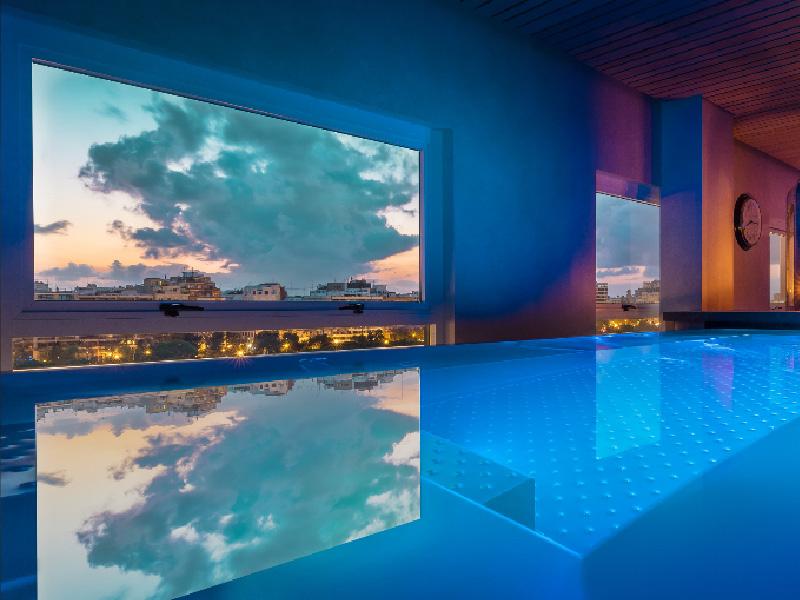 HOTEL SH VALENCIA PALACE. Mejor hoteles de españa para viajar este verano por valencia