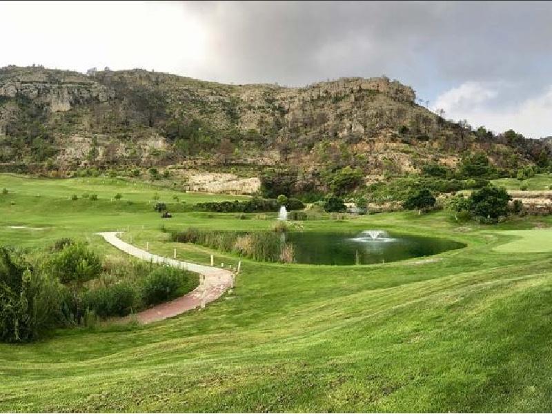 campo de golf la galiana. mejores campo de golf de españa en valencia y alicante2
