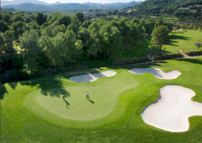 LA SELLA CAMPO DE GOLF