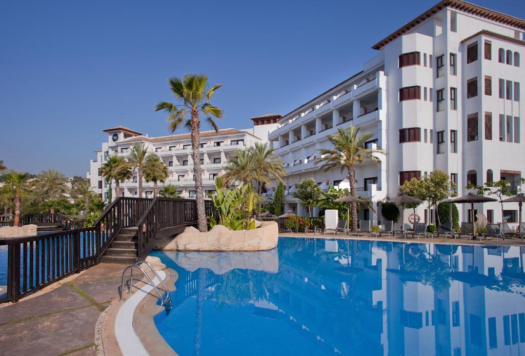 hoteles a pie de playa. alto turismo. sh villa gadea 5 estrellas