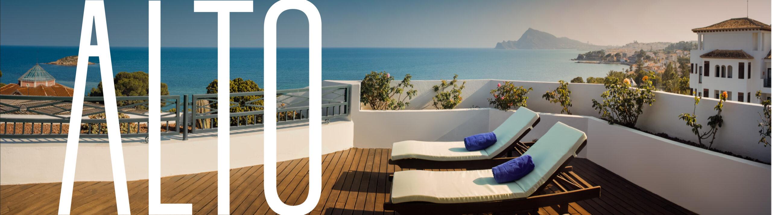 hoteles exclusivos y de lujo en valencia