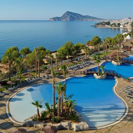 mejores hoteles a pie de playa