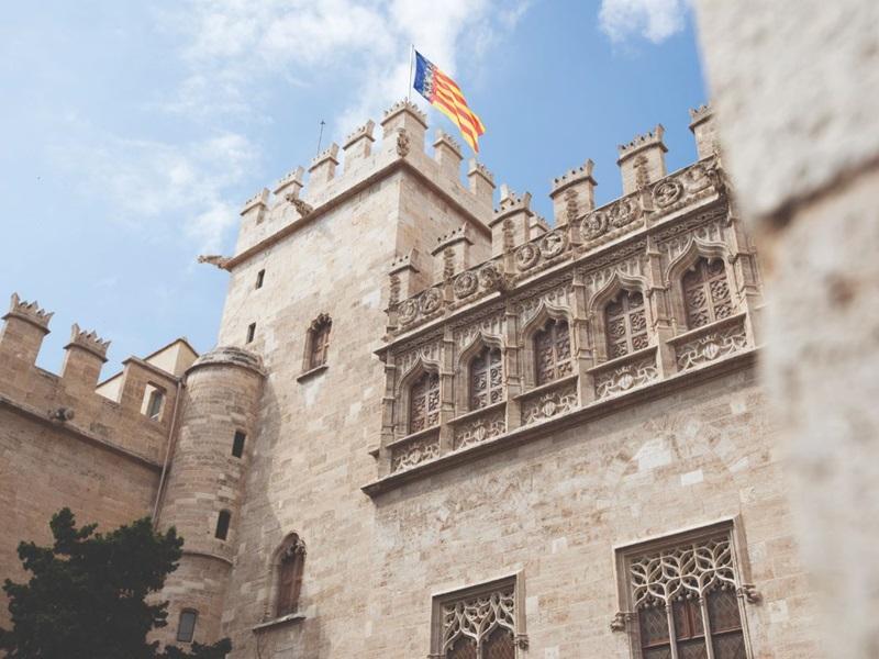 Plan de viaje para canjear el bono turístico de la comunitat valenciana