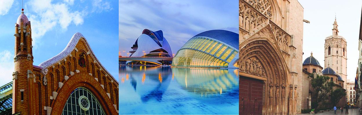 hoteles para canjear el bono viaje de la comunitat valenciana