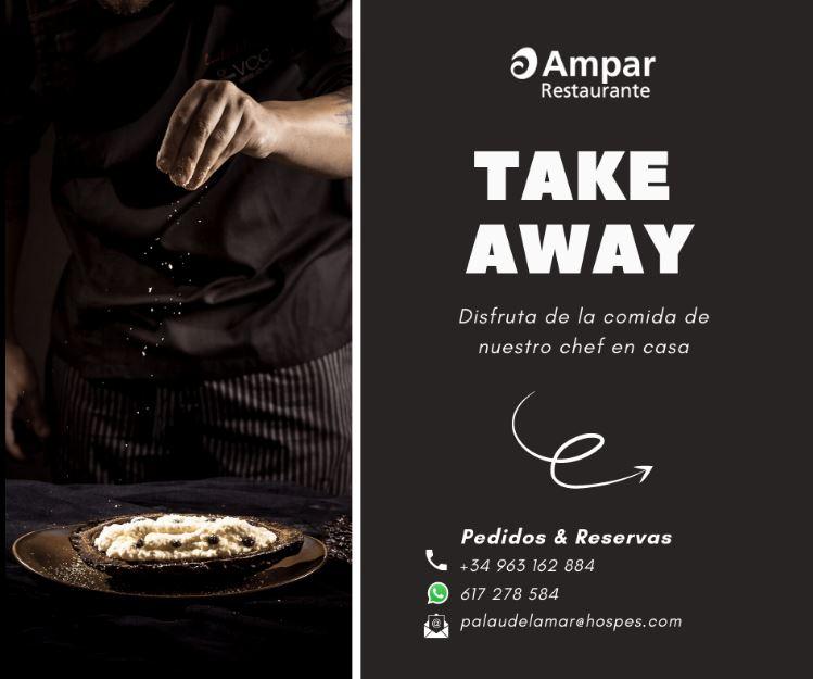 restaurante ampar take away